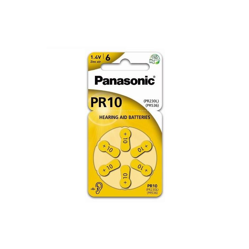 PR10 PANASONIC BATTERIA ACUSTICA 1.4V