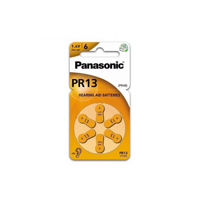 PR13 PANASONIC BATTERIA ACUSTICA 1.4V
