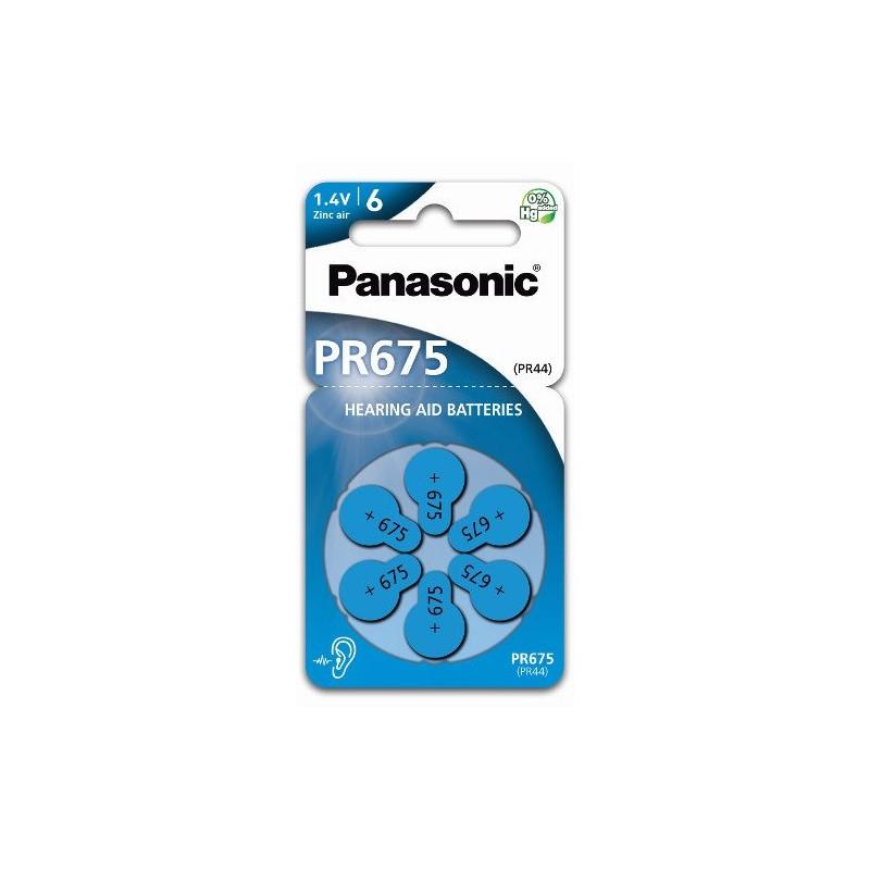 PR675 PANASONIC BATTERIA ACUSTICA 1.4V