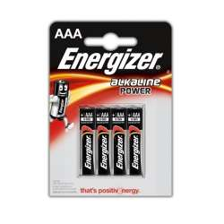 AM4/LR03-B4 ENERGIZER BATTERIA ALKALINE MINI STILO 1.5V
