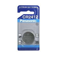 CR2412 PANASONIC BATTERIA LITHIUM 3V