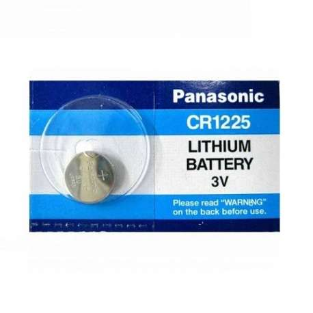 CR1225 PANASONIC BATTERIA LITHIUM 3V