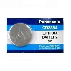 CR2354 PANASONIC BATTERIA LITHIUM 3V