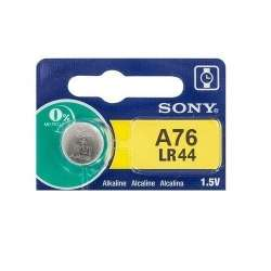 LR44 SONY BATTERIA ALKALINE 1.5V