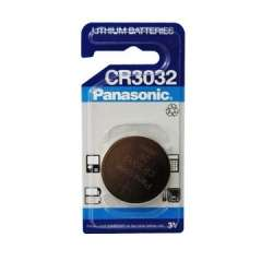 CR3032 PANASONIC BATTERIA LITHIUM 3V