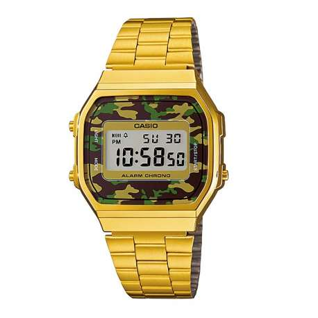 A-168WEGC-3 CASIO OROLOGIO DIGITALE