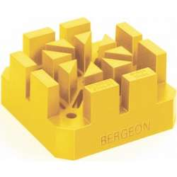 6744-P1-1 BASE BERGEON IN PLASTICA PER SPERNATORI