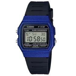 F-91W-2A CASIO OROLOGIO DIGITALE