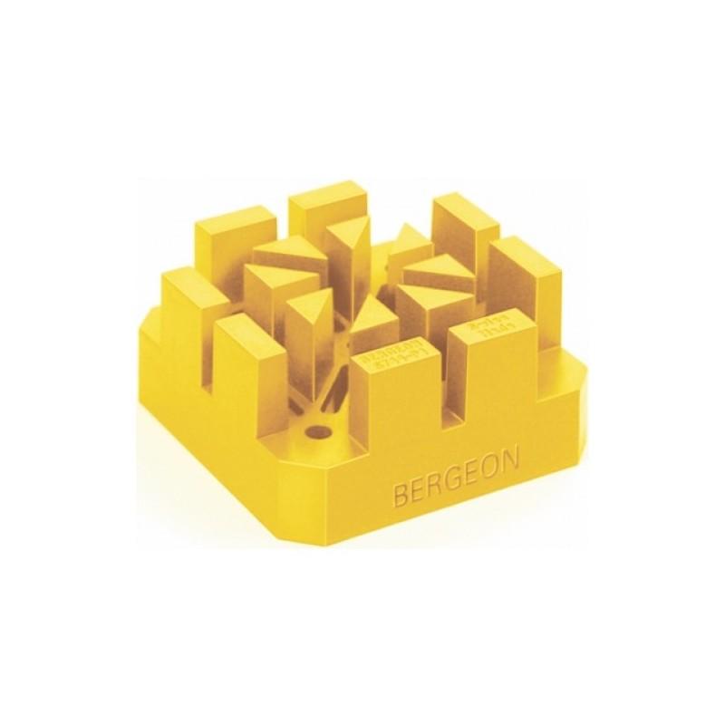 6744-P1-1 BASE BERGEON IN PLASTICA PER SPERNATORI