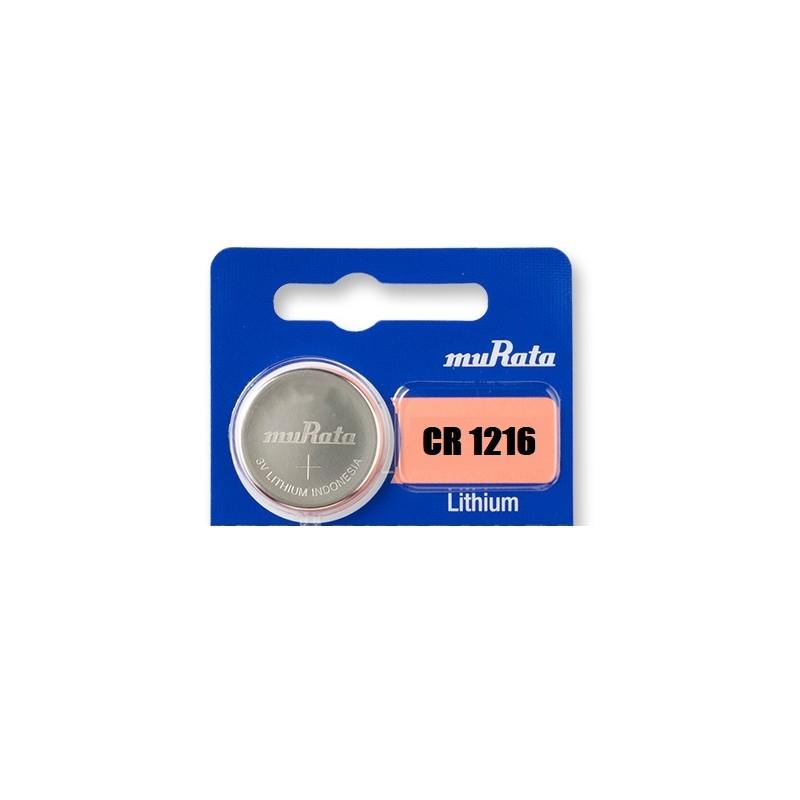 CR1216 MURATA BATTERIA LITHIUM 3V