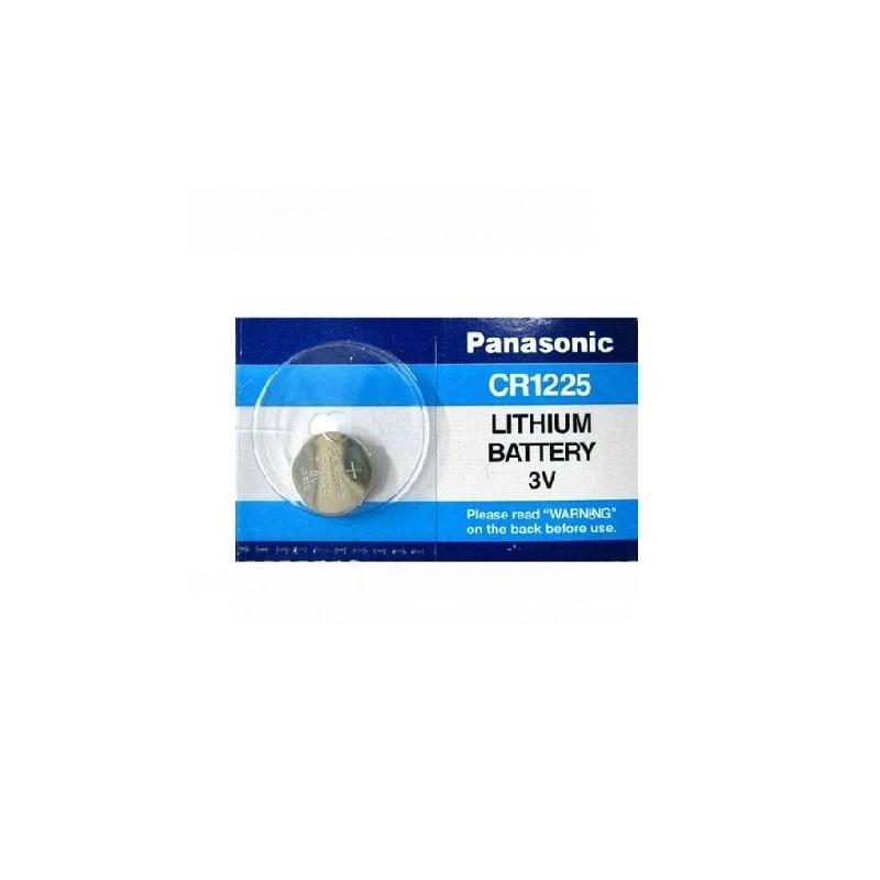 CR1225 PANASONIC BATTERIA LITHIUM 3V
