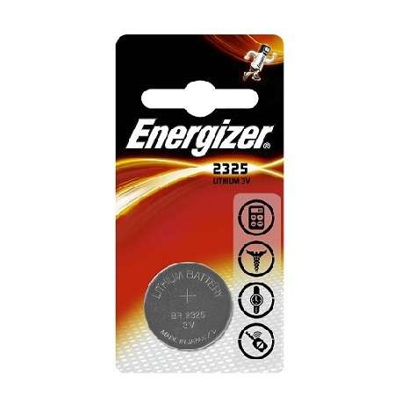 CR2325 ENERGIZER BATTERIA LITHIUM 3V