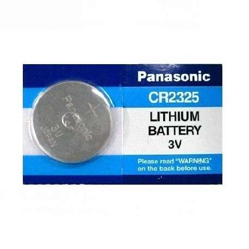 CR2325 PANASONIC BATTERIA LITHIUM 3V